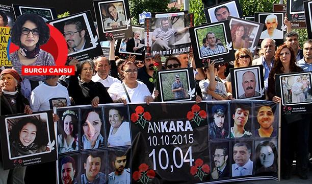 10 Ekim katliamında 8 ay geride kaldı