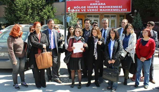 10 Ekim Katliamı'nın mağdurları bakanlığa dava açtı