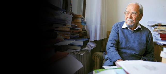 100 yaşındaki büyük tarihçi Halil İnalcık yaşamını yitirdi