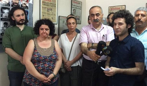 108 gazeteciden Özgür Gündem'e destek açıklaması
