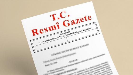 109 askeri hakim subayın meslekten ihraç kararı Resmi Gazete'de