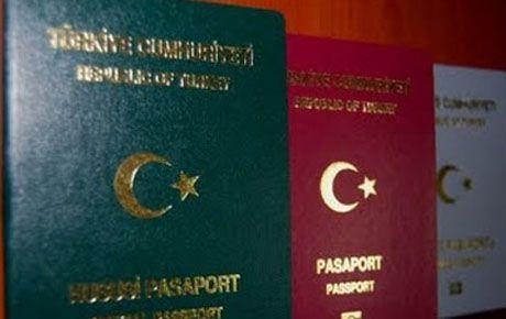 10 yıllık avukatlara hususi pasaport TBMM'de