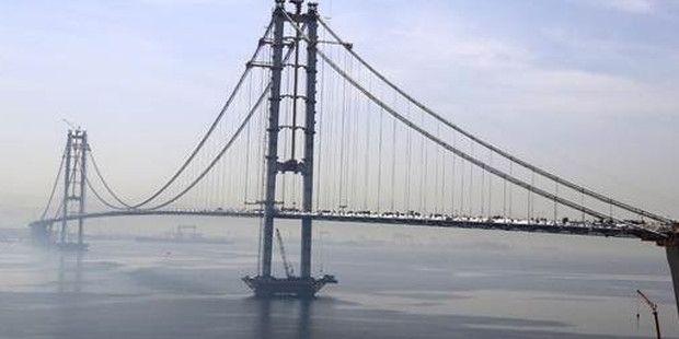 117 liralık geçiş ücreti olan Osman Gazi Köprüsü'nde indirime mi gidilecek?