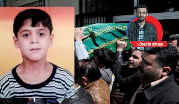 12 yaşındaki Suriyeli çocuğun başını kesti, tanıkları tehdit
