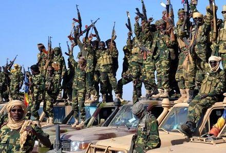 1274 kişi Boko Haram'dan kurtarıldı