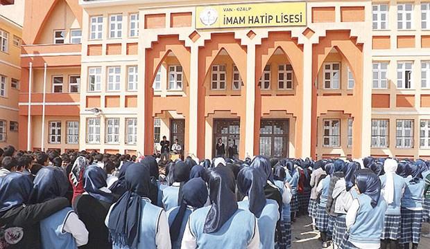 13 yılda 1,5 milyon  imam hatipli yarattılar