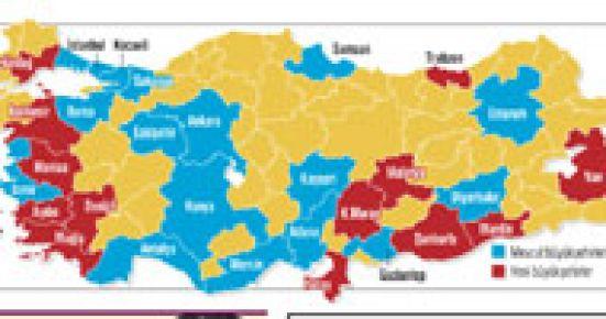 13 ile büyükşehir belediyesi müjdesi