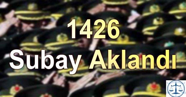 1426 Subay Aklandı