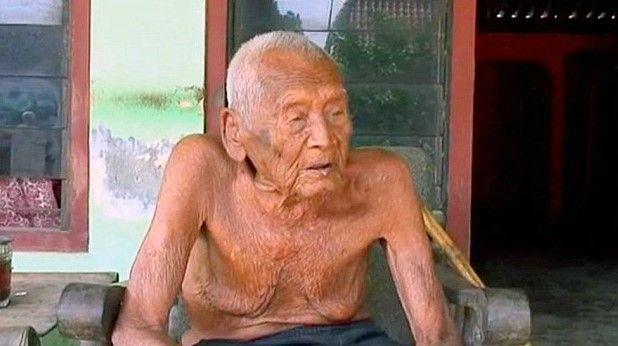 145 yaşındaki adam: Tek isteğim ölmek