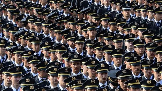 15 bin yeni polis kadrosu
