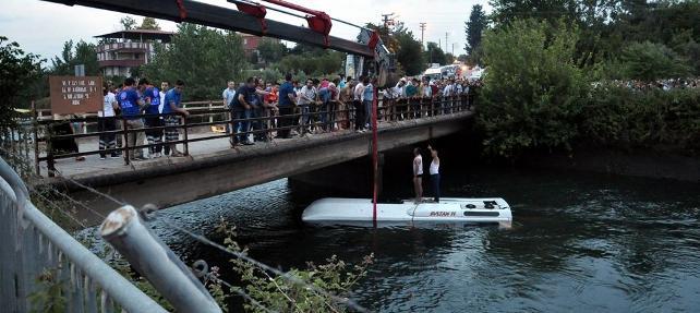 15 kişinin öldüğü kazada kusurlu bulundu