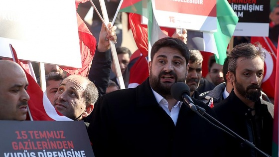 15 Temmuz Derneği Başkanı Şebik'ten Kılıçdaroğlu'na tepki