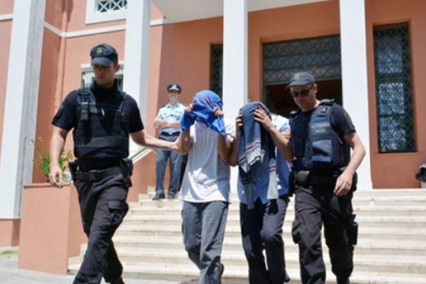 15 Temmuz sonrası 7 kişi daha Yunanistan'a kaçtı