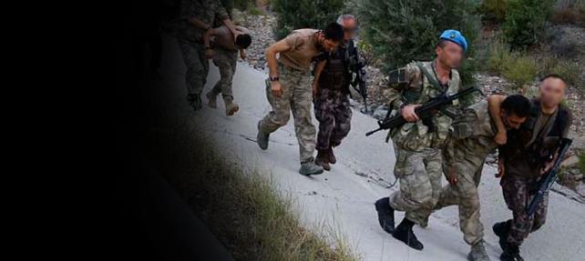 15 Temmuz'da Erdoğan'ın kaldığı otele giden askerlerle ilgili yeni gelişeme
