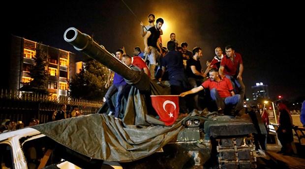 15 Temmuz'da sokağa çıkıp yaralananların tümüne 'gazi' maaşı
