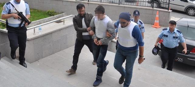 15 yaşındaki çocuk 7 yaşındaki çocuğa tacizden tutuklandı