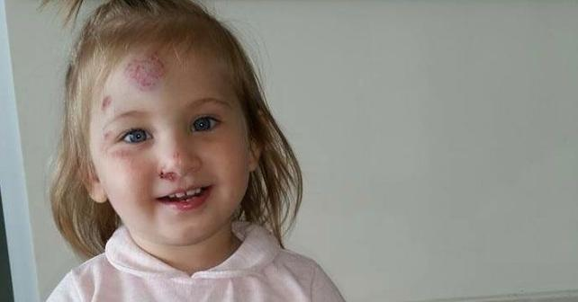 1.5 yaşındaki Gülsüma'nın mucize kurtuluşu