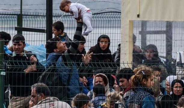 150 sığınmacı daha Türkiye'ye göndirildi