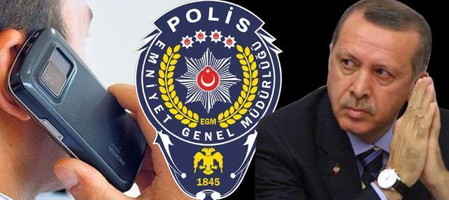 155'i arayıp Erdoğan'a hakaret edince tutuklandı