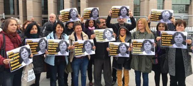16 nöbetçi yayın yönetmeninin davası 14 Şubat 2017 tarihine ertelendi