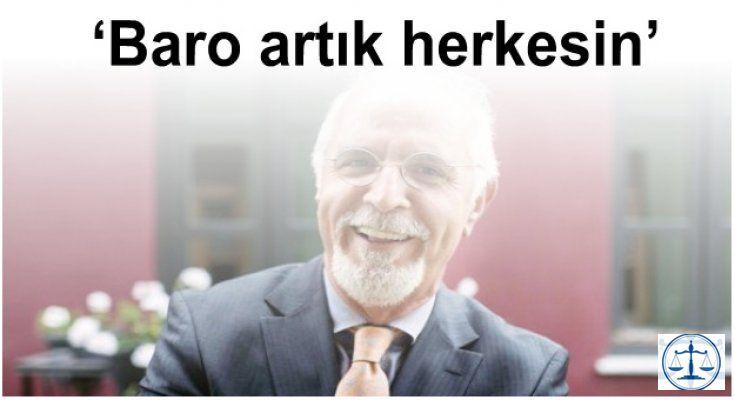 'Baro artık herkesin'