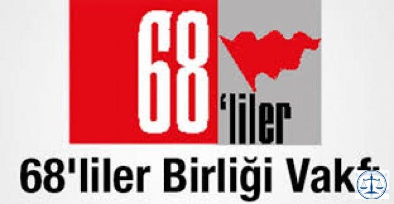 """68'liler Birliği Duyurusu: """"Süleyman Aslanı Kaybettik"""""""