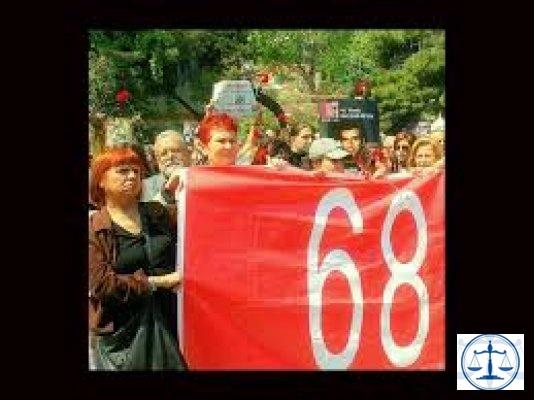 68LİLER BİRLİĞİ VAKFININ KURDUĞU 68LİLER DERNEĞİNİN 1. OLAĞAN GENEL KURUL 2. TOPLANTISINA ÇAĞRI