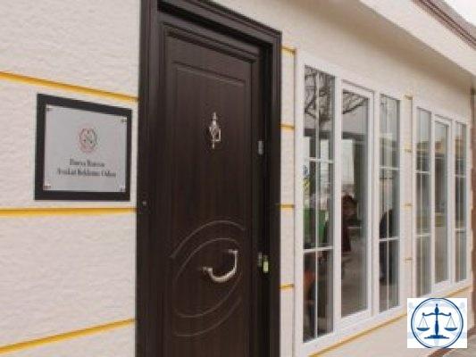 Bursa H Tipi Cezaevi'ne Avukat Bekleme Odası Yapıldı