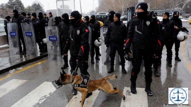 Ankara'da gösteri ve yürüyüşler yasaklandı!