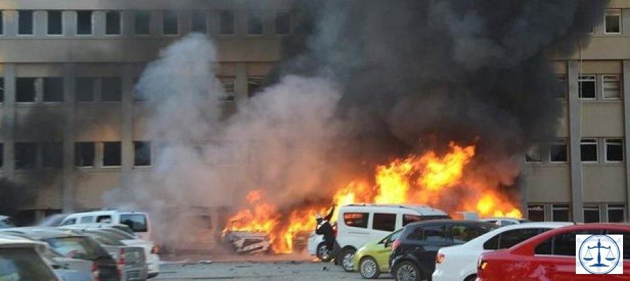 Kayseri'deki Hain Terör Saldırısıyla İlgili 5'i Asker 20 Kişi Tutuklandı