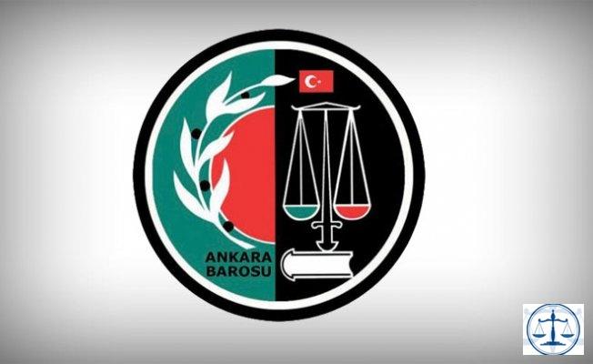Ankara Barosu: Siyasi İktidarı Muhalif Avına Son Vermeye Çalışıyoruz