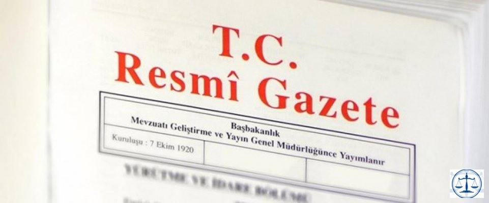 Referandum Tarihi Resmi Gazete'de Yayınlandı