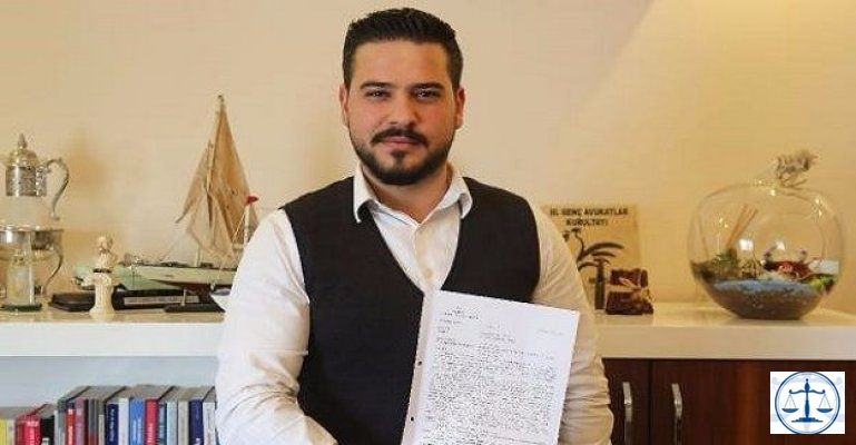 Avukat, 'APP plaka' cezasını iptal ettirdi: 'Bu emsal bir karardır'