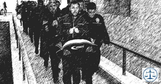 Erzincan'da 57 polis açığa alındı