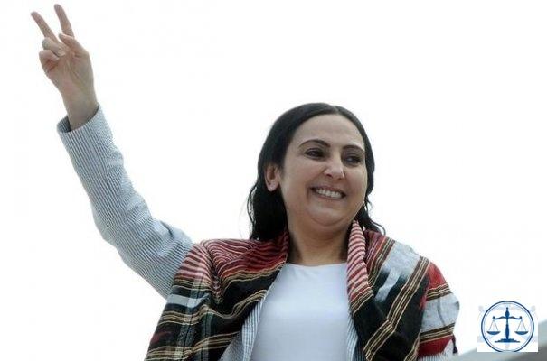 Figen Yüksekdağ'a, Örgüt Davasında Bir Yıl Hapis Cezası