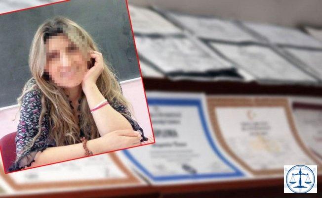 GÜNDEM Sahte diplomalı öğretmenin yargılanmasına devam edildi
