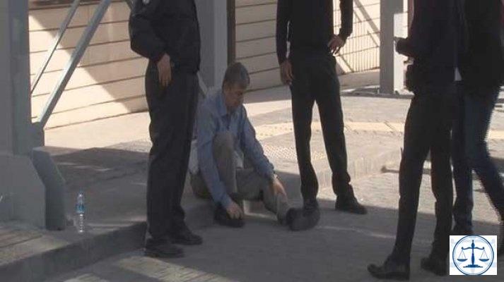 Polisten kaçan eski emniyet müdürü vurularak yakalandı