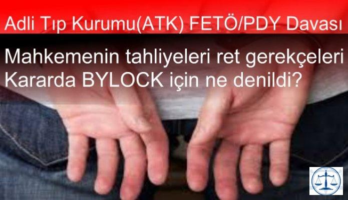 ATK FETÖ/PDY davasında mahkemenin tutukluluğun devamı kararlarının gerekçeleri