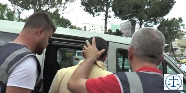 Aydın'da ByLock kullanıcısı eski üsteğmen tutuklandı