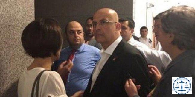 Enis Berberoğlu'nun tutukluluğuna itiraz