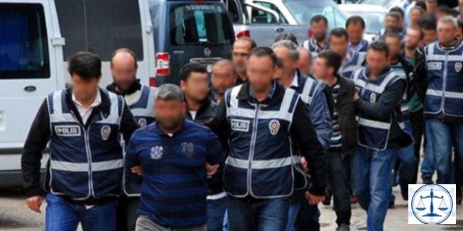 Aksaray'da, FETÖ gaybubet evlerine baskın: 25 gözaltı