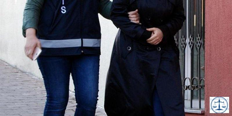 Antalya'da FETÖ şüphelisi kadın tutuklandı