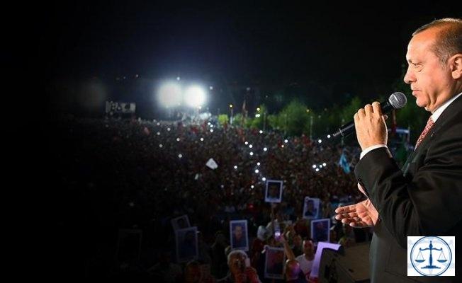 Erdoğan, Nazım'ın şiirini okudu ama kime yazıldığından habersiz