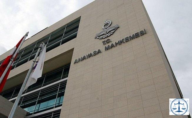 Anayasa Mahkemesi, Kurmay Albayın başvurusunu reddetti