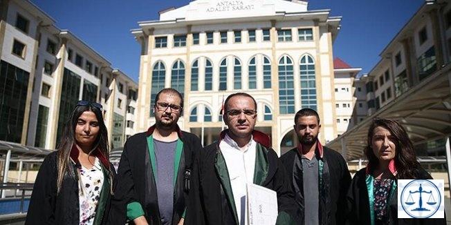 Avukatlardan CHP'li Akaydın hakkında suç duyurusu