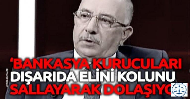 Bank Asya'nın kurucuları, İstanbul'da elini kolunu sallayarak iş yapıyor