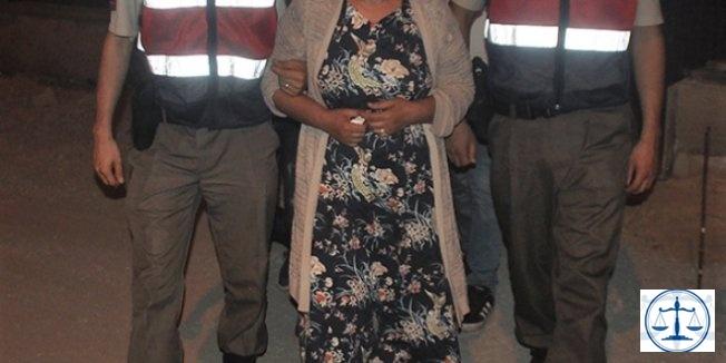 FETÖ'nün 'Muğla il ablası' tutuklandı