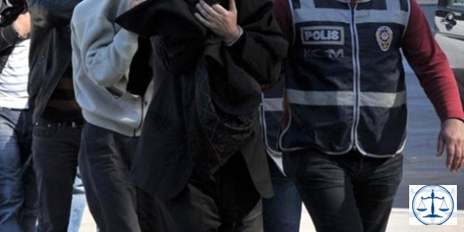 Gaziantep'te eski savcı ile eski üsteğmen tutuklandı