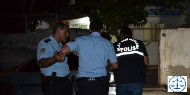 Kavgayı ayırmak isteyen polisi yaralayan 2 kişi tutuklandı
