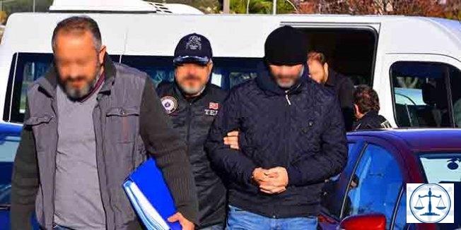 Sivas'taki FETÖ operasyonunda 9 zanlıdan 4'ü tutuklandı